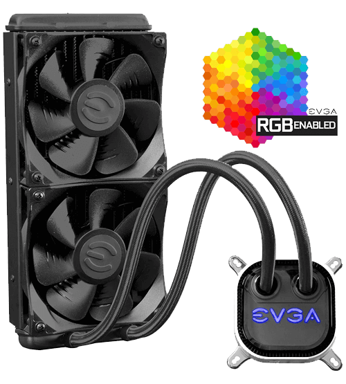 EVGA CLC 280mm All-In-One RGB LED
