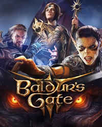 GPUSkin Baldurs Gate III box cover