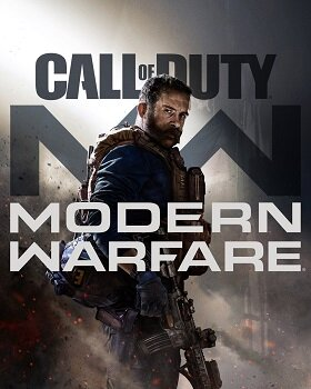 GPUSkin Call of Duty: Modern Warfare box cover