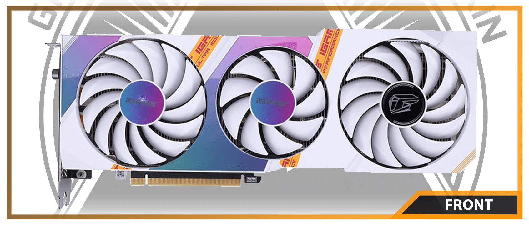 Colorful iGame RTX 3070 Ultra W OC